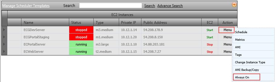 EC2 Monitoring - Always On